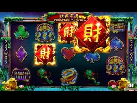 Prosperity Twin Slot Machine Bonus Free Spins (48 Spins) - Nextgen Gaming Slots