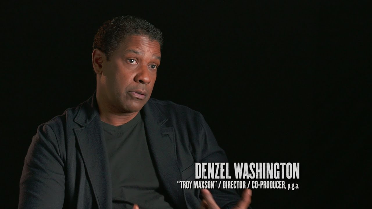 "Fences (2016) - ""Denzel as Director"" Featurette  - Paramount Pictures"