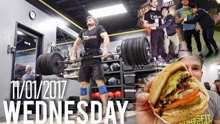 CROSSFIT HOLLYWOOD AND MY FIRST IN-N-OUT BURGER