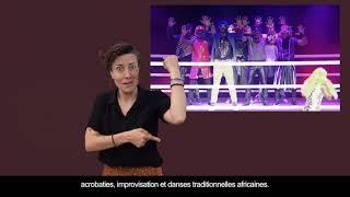 FARO FARO Danse // Teaser LSF // Le lieu unique (Nantes)