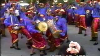 Meranggi Chamipionship Beleganjur Performance, 1992