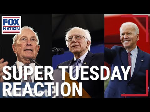 Panel reacts to crucial Super Tuesday results