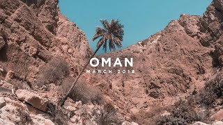 Oman Roadtrip - March 2018