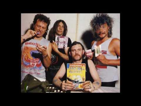 Motörhead - 11 - Deaf Forever (Stockholm - 1987)