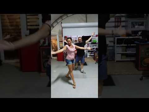 Александр Sandro Кирьяков: Я танцую) Юбилей Дай-центра ВарягЪ