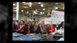 Sarah Palin Book Signing - Costco Thumbnail
