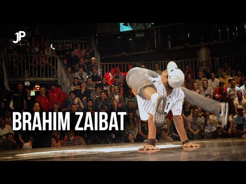 Bboy Brahim • The Most Powerful Moves