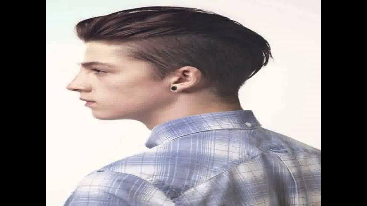 Potongan Rambut Pria Emo 2