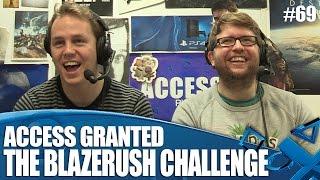 Access Granted: The BlazeRush Challenge
