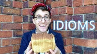 Best Thing Since Sliced Bread - Idioms - Mr. Palindrome's Kids Vlog #4