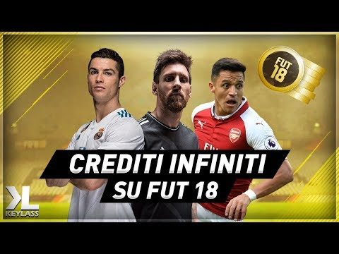 COME AVERE CREDITI INFINITI SU FIFA 18 GRATIS!! - FIFA ULTIMATE TEAM - KEYLASS