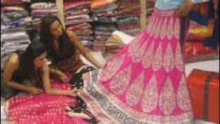 Chandni Chowk best clothes market Delhi!! Chandni Chowk best wholesale market Delhi 300 Rs suit