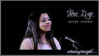 Gambar cover Tere Liye - Cover | Priya Saxena | Lata Mangeshkar | Late Madan Mohan