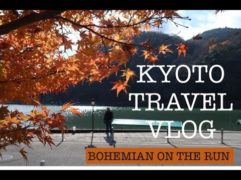 Things to do in Kyoto | JAPAN TRAVEL VLOG 1| Kyoto Food & Sightseeing