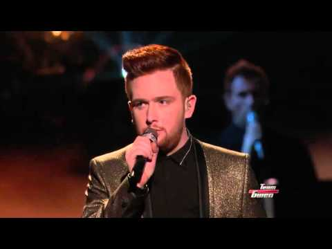 Jeffery Austin Sings O Holy Night - The Voice - Breathtaking