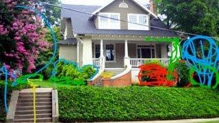 Virtual Landscape Makeover - North Carolina Craftsman
