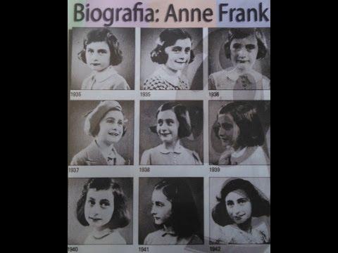 Biografia Anne Frank, legendado em  português do Brasil