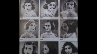 Biografia Anne Frank português do Brasil