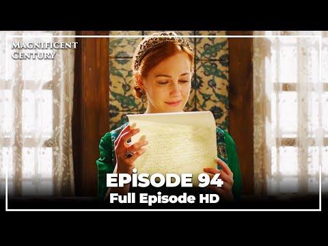 Magnificent Century Episode 94 | English Subtitle HD