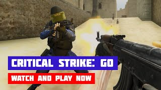 Critical Strike: Global Ops · Game · Gameplay