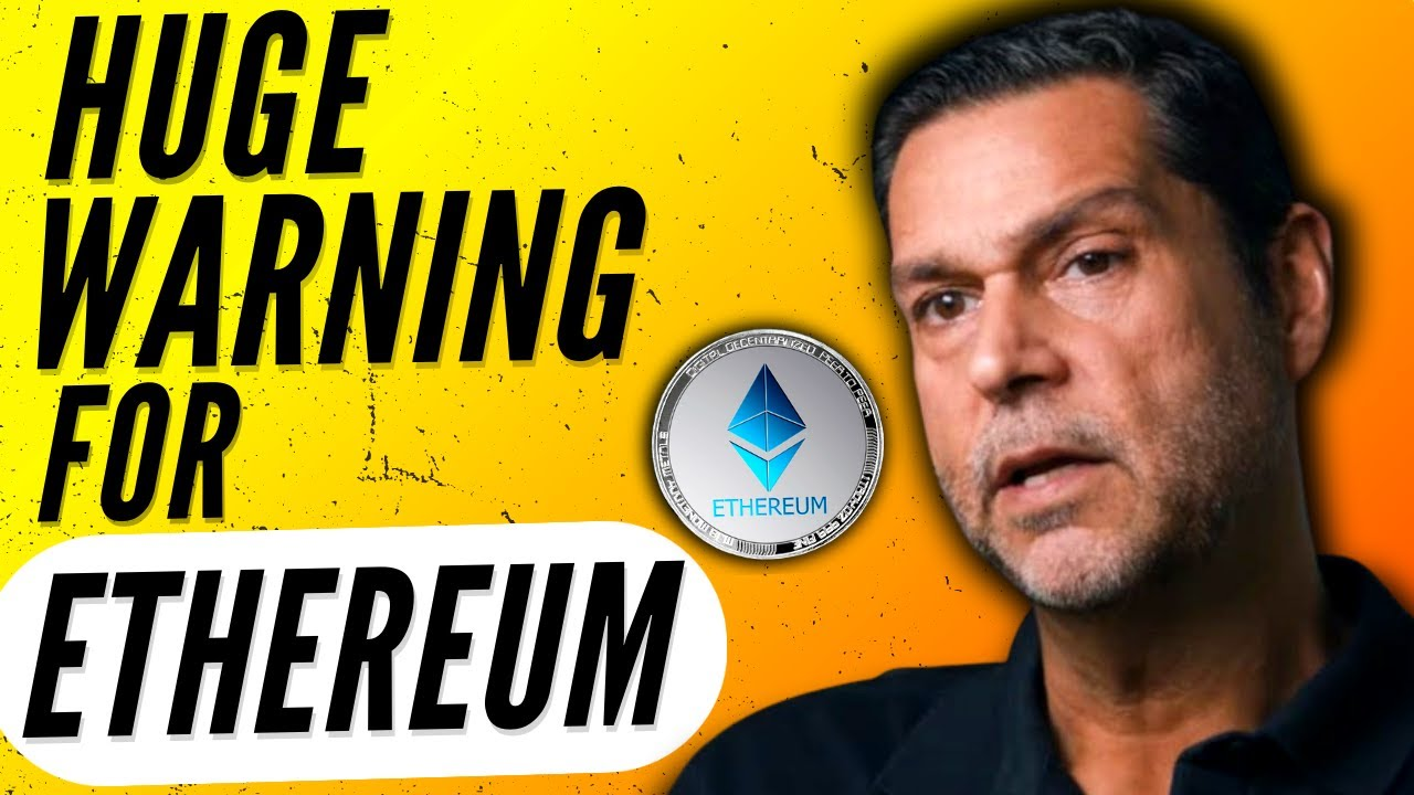 Michael Saylor Ethereum DEBATE - The TRUTH About Ethereum | Raoul Pal Ethereum Price Prediction