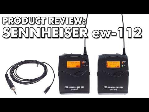 PRODUCT REVIEW: Sennheiser ew 112-p G3 Wireless Microphone