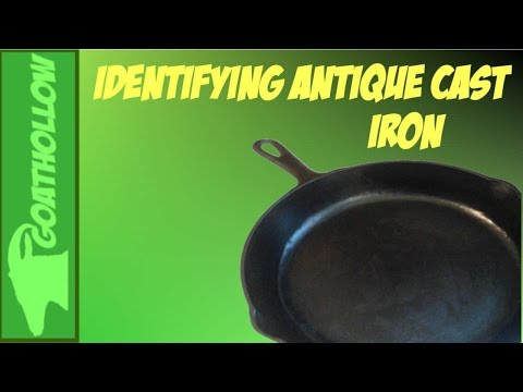 dating wagner cast iron skillets