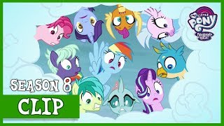 Panic at the Weather Factory (School Raze) | MLP: FiM [HD]