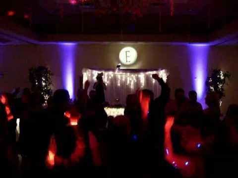 phoenix az wedding dj starz entertainment lighting show