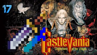 castlevania Symphony of the Night (Gameplay en Español, - Capitulo 16) (castillo ,crissaegrim  )