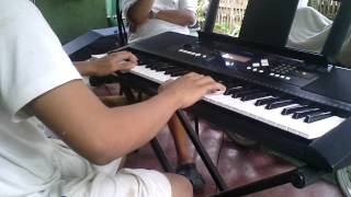 Evergreen by Westlife Piano Cover