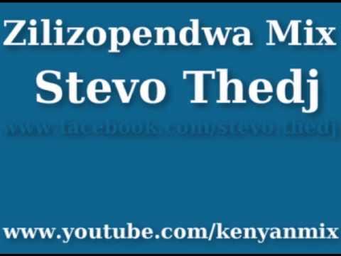 Stevo Thedj - Zilizopendwa Mix