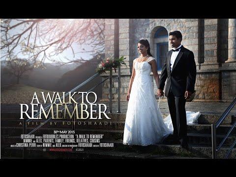 Catholic wedding Film - Nimie and Alex | best wedding photographers in bangalore