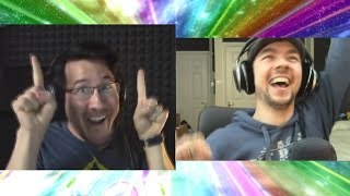 Markiplier and JackSepticEye Simultaneously Have ANOTHER Dance Party