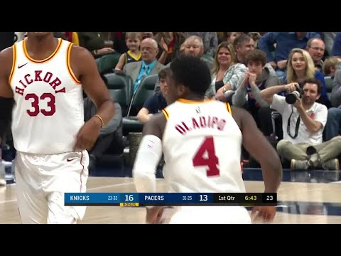 1st Quarter, One Box Video: Indiana Pacers vs. New York Knicks
