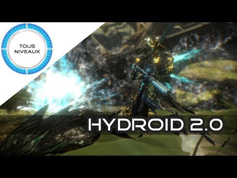 Warframe Review - Hydroid 2.0 - Warframe [FR]