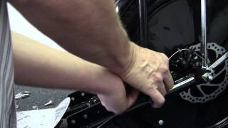 K9 Scooter Assembly Video from K9 Kennel Store