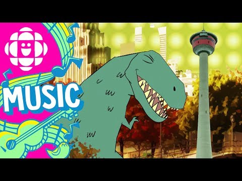 The Canadian Dinosaurs  CBC Kids
