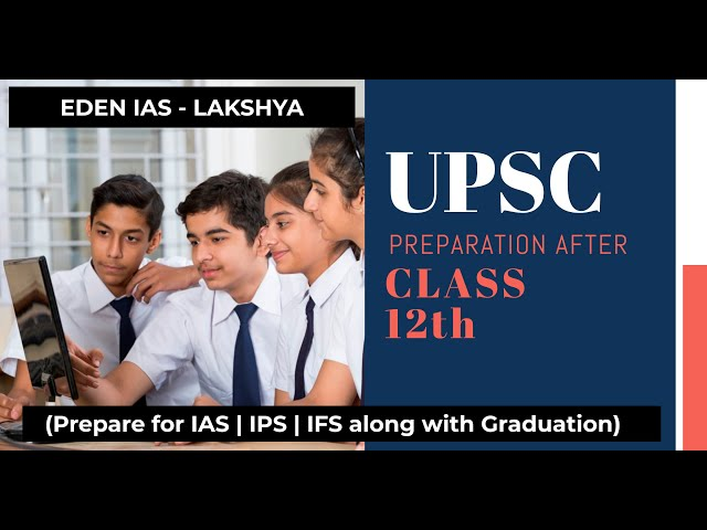 EDEN IAS LAKSHYA  | 2 /3 YEARS UPSC/ IAS  COACHING IN DELHI | IAS AFTER CLASS 12th | UNDERGRADUATES