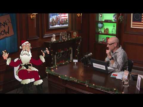Andrew Klavan Interviews Angry Santa