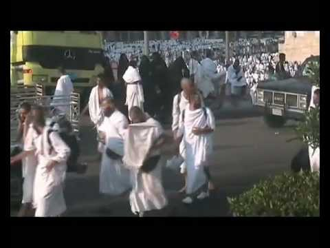 HAJJ video  makka sharif  madina 2008   YouTube Travel Video