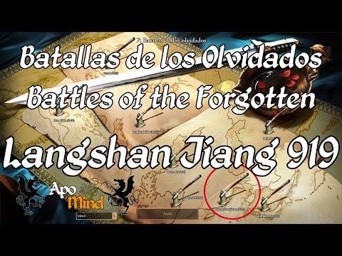 (919) Langshan Jiang [difícil] Batallas De Los Olvidados [V. 5.5]