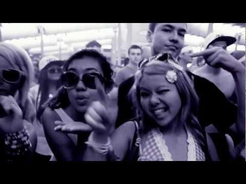 Psyko Punkz - Feel the Rhythm (Alpha² RMX) / Lets Get ill - Official Videoclip