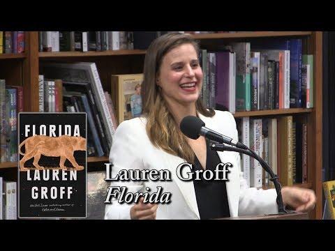 """Lauren Groff, """"Florida"""""""