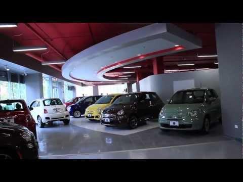 FIAT of Chicago Studio Tour | Chicago's Exclusive FIAT Dealer