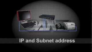 How to connect PixelPro IP cameras to a PC and acquire an IP address.