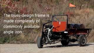 Purdue Utility Vehicle 2013
