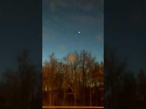 Смотреть В Москве замечено НЛО онлайн