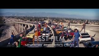 LA LA LAND - Official TV Spot [Must See Globe Review] HD