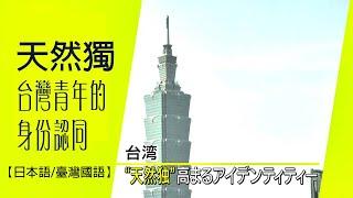 天然獨-台灣青年的身份認同